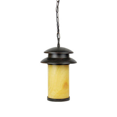 Подвесной светильник L'Arte Luce Citadelle L76001.85, IP23, 1xE27x100W, металл, стекло