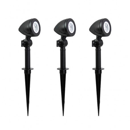 Светодиодный прожектор с колышком L'Arte Luce Atia L77399.31, IP44, LED 3W 4000K