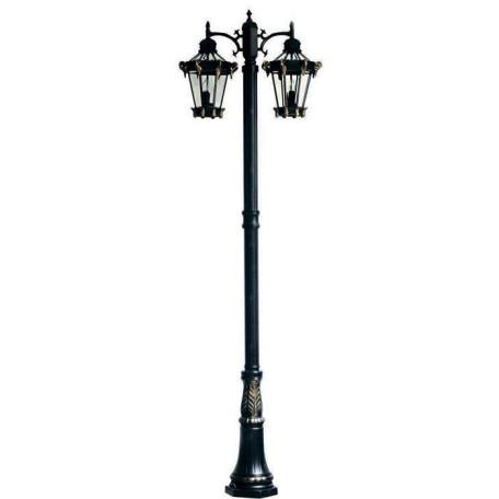 Уличный фонарь L'Arte Luce Ilford L73694.96, IP23, 4xE14x60W