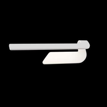 Настенный светильник Maytoni Berni C178WL-L12W 3000K (теплый), белый, металл, пластик - миниатюра 2