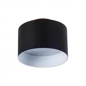 Потолочный светильник Maytoni Planet C009CW-L16B 3000K (теплый), черный, металл