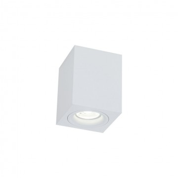 Потолочный светильник Maytoni Alfa C013CL-01W, 1xGU10x50W, белый, металл