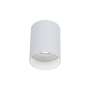 Потолочный светильник Maytoni Alfa C014CL-01W, 1xGU10x50W, белый, металл