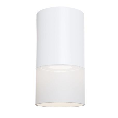 Потолочный светильник Maytoni Pauline C007CW-01W, 1xGU10x50W, белый, металл с пластиком, пластик с металлом, пластик