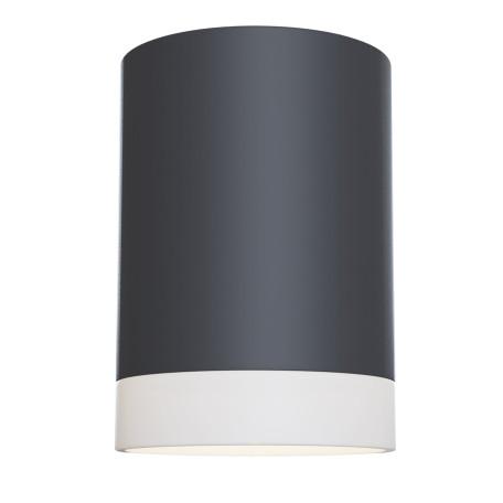 Потолочный светильник Maytoni Technical Pauline C008CW-01B, 1xGU10x50W, черный, металл с пластиком, пластик