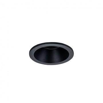 Встраиваемый светильник Maytoni Yin DL034-2-L8B, IP65 3000K (теплый), черный, металл - миниатюра 2