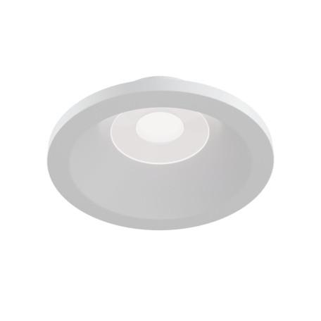 Встраиваемый светильник Maytoni Zoom DL032-2-01W, IP65, 1xGU10x50W, белый, металл