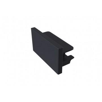 Заглушка для шинопровода Maytoni Accessories for tracks TRA001EC-11B, черный, пластик