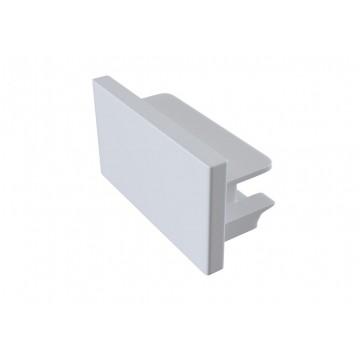 Заглушка для шинопровода Maytoni Accessories for tracks TRA001EC-11W, белый, пластик