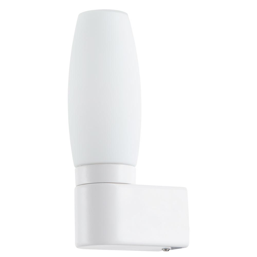 Бра Arte Lamp Aqua A1209AP-1WH, IP44, 1xE14x40W, белый, металл, стекло - фото 1