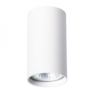 Потолочный светильник Arte Lamp Instyle Unix A1516PL-1WH, 1xGU10x50W, белый, металл