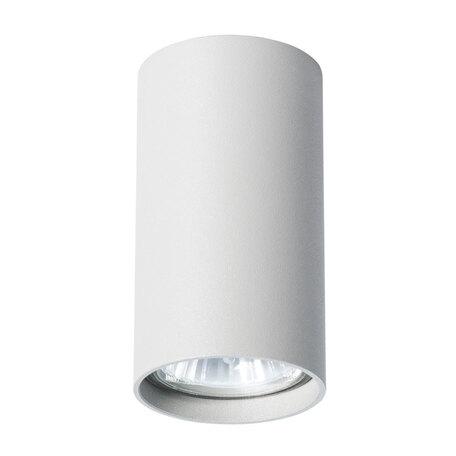 Потолочный светильник Arte Lamp Instyle Unix A1516PL-1GY, 1xGU10x50W, серый, металл