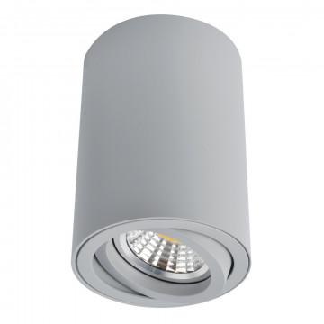 Потолочный светильник Arte Lamp Instyle Sentry A1560PL-1GY, 1xGU10x50W, серый, металл
