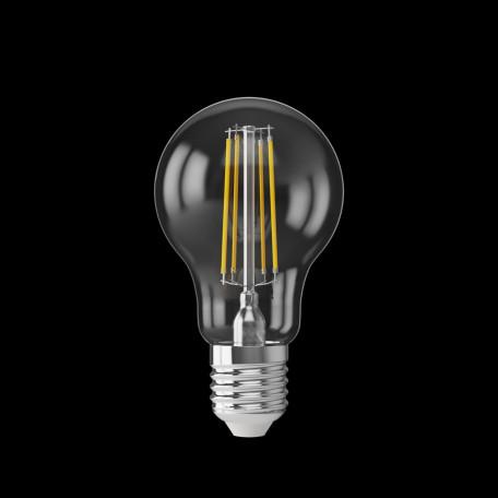 Филаментная светодиодная лампа Voltega VG10-A60E27cold7W-FHR 7155 груша E27 7W, 4000K 220-240V, гарантия 3 года - миниатюра 3