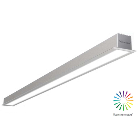 Встраиваемый светодиодный светильник Donolux Line In DL18502M50WW15L3, LED