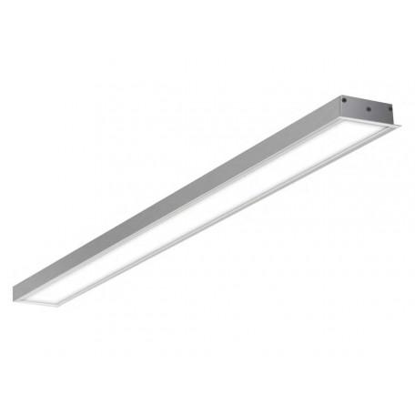 Встраиваемый светодиодный светильник Donolux Line In DL18512M100WW40L5, LED
