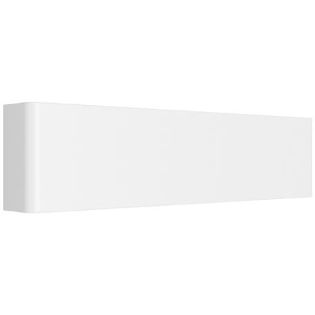 Настенный светодиодный светильник Lightstar Fiume 810516, LED 10W 3000K 950lm, белый, металл
