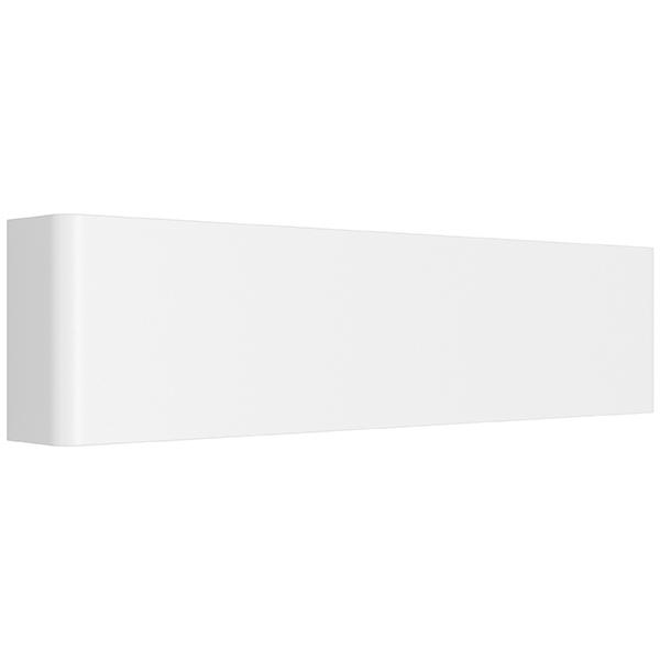 Настенный светодиодный светильник Lightstar Fiume 810516, LED 10W 3000K 950lm, белый, металл - фото 1
