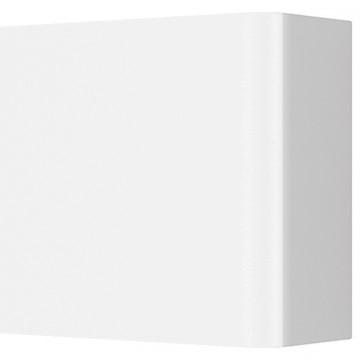 Настенный светодиодный светильник Lightstar Fiume 810516 3000K (теплый), белый, металл - миниатюра 2
