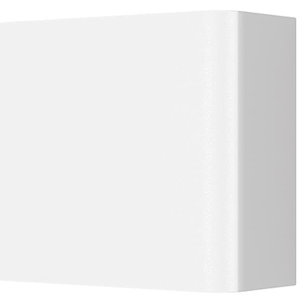 Настенный светодиодный светильник Lightstar Fiume 810516 3000K (теплый), белый, металл - фото 2