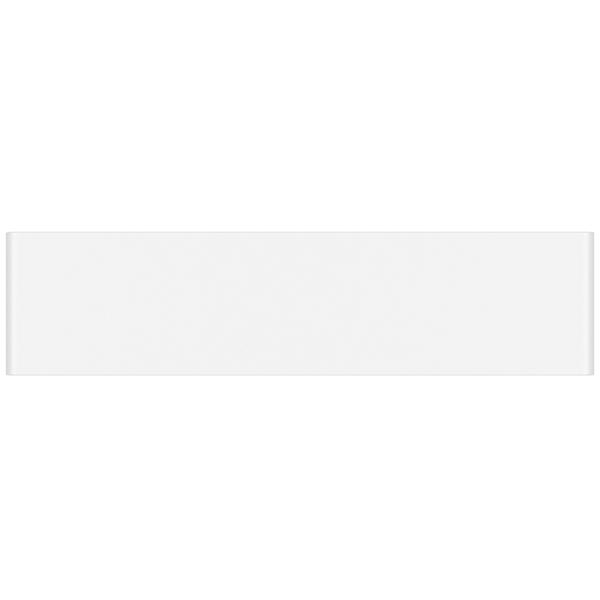 Настенный светодиодный светильник Lightstar Fiume 810516 3000K (теплый), белый, металл - фото 3