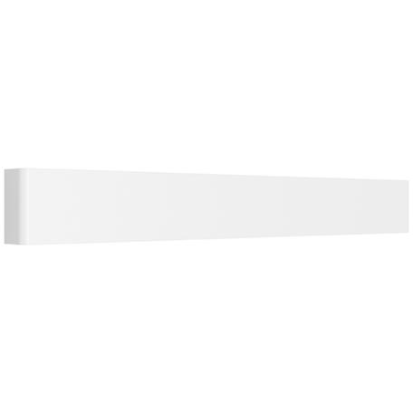 Настенный светодиодный светильник Lightstar Fiume 810526, LED 20W 3000K 1900lm, белый, металл
