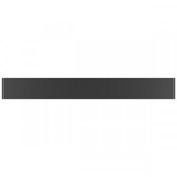 Настенный светодиодный светильник Lightstar Fiume 810527, LED 20W 3000K 1900lm, черный, металл - миниатюра 2