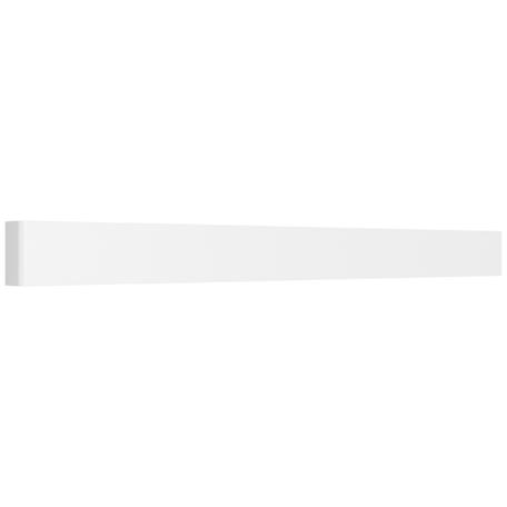 Настенный светодиодный светильник Lightstar Fiume 810536, LED 30W 3000K 2850lm, белый, металл