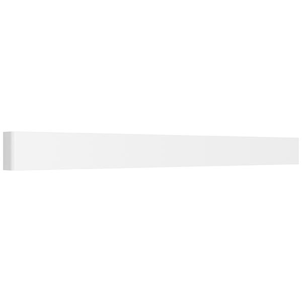 Настенный светодиодный светильник Lightstar Fiume 810536, LED 30W 3000K 2850lm, белый, металл - фото 1