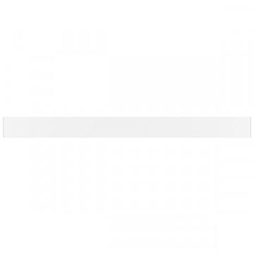 Настенный светодиодный светильник Lightstar Fiume 810536, LED 30W 3000K 2850lm, белый, металл - миниатюра 3