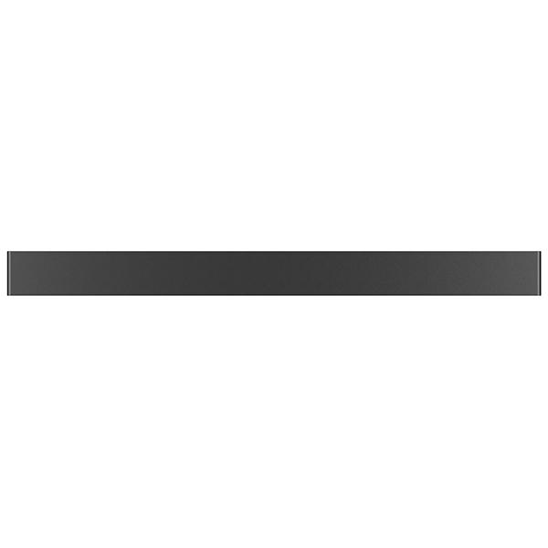 Настенный светодиодный светильник Lightstar Fiume 810537, LED 30W 3000K 2850lm, черный, металл - фото 2