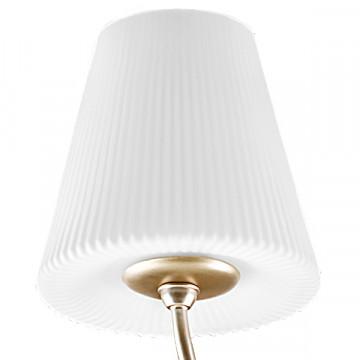 Подвесная люстра Lightstar Vortico 814273, 6xG9x40W + 1xG9x25W, янтарь, белый, металл, стекло - миниатюра 3