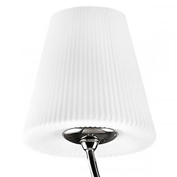 Подвесная люстра Lightstar Vortico 814277, 6xG9x40W + 1xG9x25W, черный, белый, металл, стекло - миниатюра 3