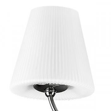 Потолочная люстра Lightstar Vortico 814077, 6xG9x40W + 1xG9x25W, черный, белый, металл, стекло - миниатюра 5