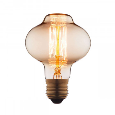 Лампа накаливания Loft It Edison Bulb 8540-SC Bomb E27 40W 220V, гарантия нет гарантии