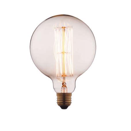 Лампа накаливания Loft It Edison Bulb G12560 шар малый E27 60W 220V, гарантия нет гарантии
