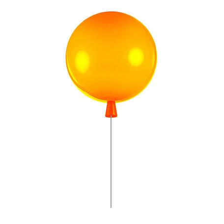 Потолочный светильник Loft It Memory 5055C/S orange, 1xE27x13W, оранжевый, пластик