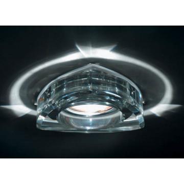 Встраиваемый светильник Donolux DL136CH/White, 1xGU5.3x50W