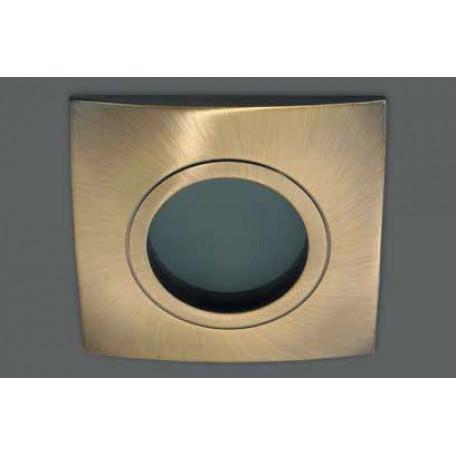Встраиваемый светильник Donolux SN1518-GAB, IP65, 1xGU5.3x50W