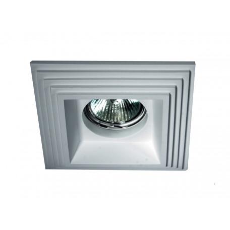 Встраиваемый светильник Donolux Decoro DL208G, 1xGU5.3x50W