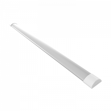 Потолочный светодиодный светильник Gauss 144125336, LED 36W 6500K 3010lm CRI70, белый, металл, пластик