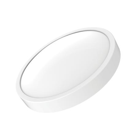 Потолочный светильник Gauss Фрисби с декоративным съемным кольцом 941420212 4100K (холодный)