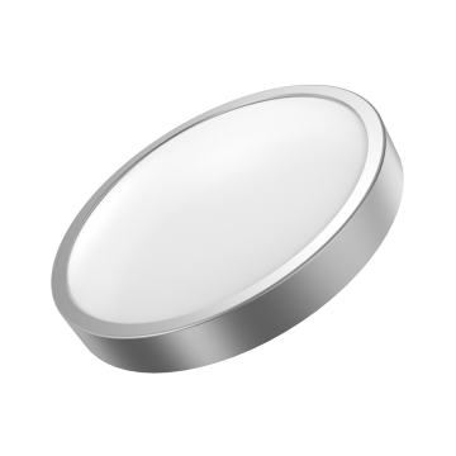 Потолочный светильник Gauss Фрисби с декоративным съемным кольцом 941421112 2700K (теплый)