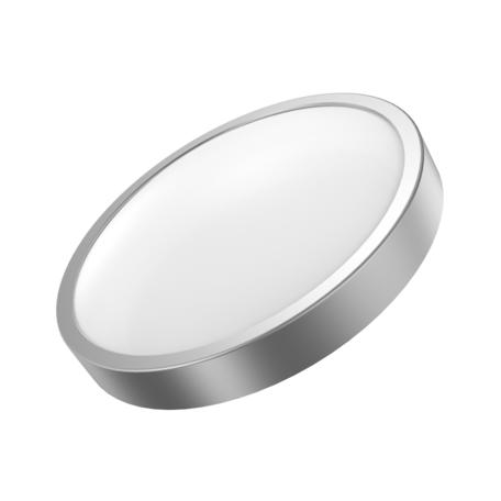 Потолочный светильник Gauss Фрисби с декоративным съемным кольцом 941421212 4100K (холодный)