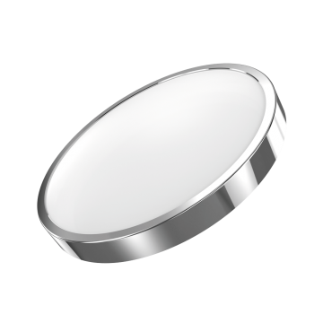 Потолочный светильник Gauss Фрисби с декоративным съемным кольцом 941422118 2700K (теплый)