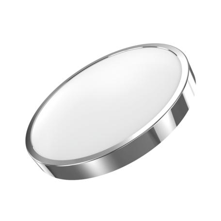 Потолочный светильник Gauss Фрисби с декоративным съемным кольцом 941422218 4100K (холодный)