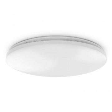 Потолочный светодиодный светильник Gauss Фрисби с декоративным съемным кольцом 941420124, LED 24W 2700K (теплый) 1650lm