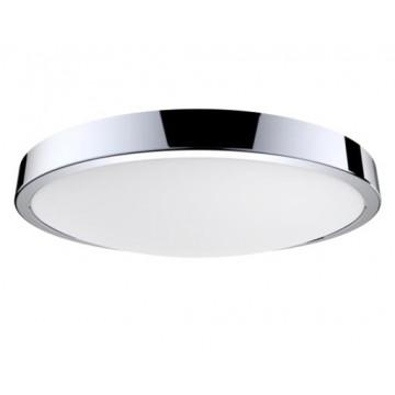 Потолочный светодиодный светильник Gauss Фрисби с декоративным съемным кольцом 941422118, LED 18W 2700K (теплый) 1200lm