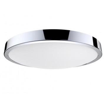Потолочный светодиодный светильник Gauss Фрисби с декоративным съемным кольцом 941422212, LED 12W 4100K (холодный) 900lm