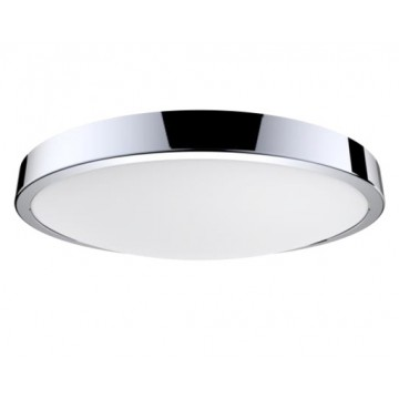 Потолочный светодиодный светильник Gauss Фрисби с декоративным съемным кольцом 941422218, LED 18W 4100K (холодный) 1300lm